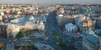 Bucharest-City center