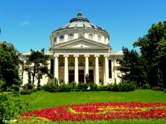 Bucharest-Romanian atheneum