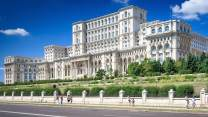 Bucharest-Parliament palace (House of the people)