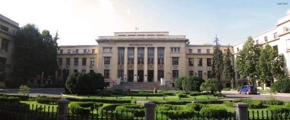 Bucharest-University of Bucharest
