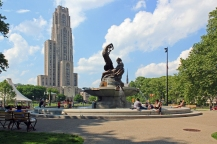Pittsburgh-University of Pittsburgh's Cathedral of Learning
